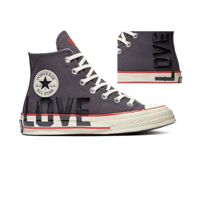 Converse Chuck Taylor All Star 1970s Love Fearlessly