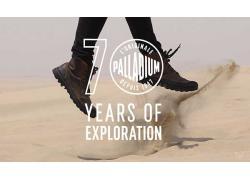 Palladium Hi Leather – Items dành cho những cá tính mạnh