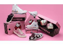 Chiêm ngưỡng vẻ đẹp của giày Converse phiên bản giới hạn
