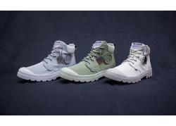 Palladium Waterproof - Dòng giày với thiết kế chống nước độc đáo