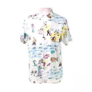Vans M Kide Camp SS Shirt