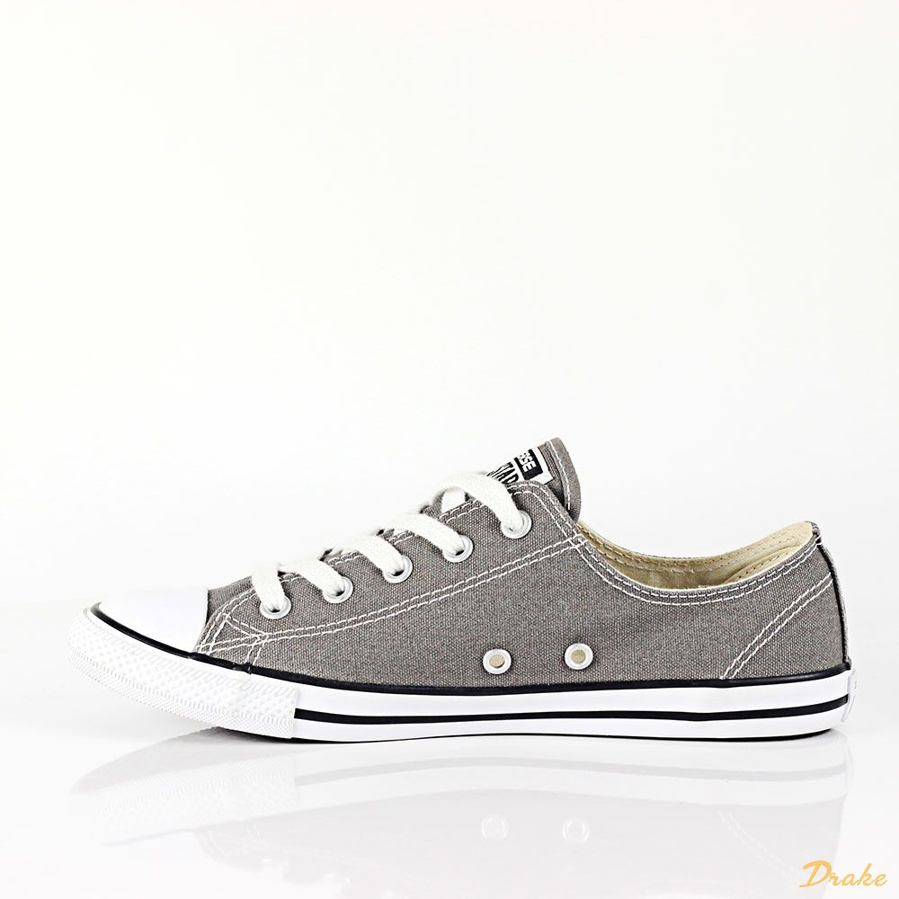 a2770ab3c293 Chuck Taylor All Star Dainty Low Top Charcoal - Chuck Taylor All ...