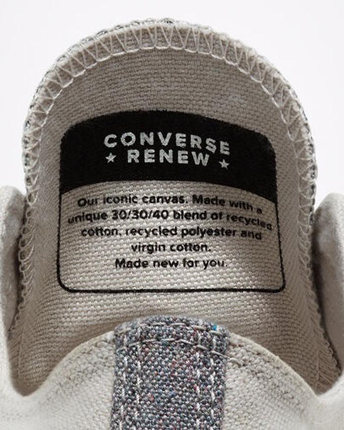 Converse truyền cảm hứng và thông điệp tích cực qua BST Converse Renew
