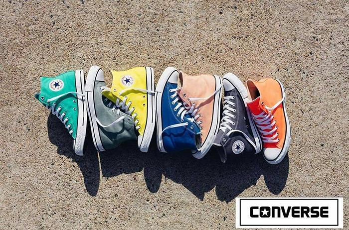 Converse Seasonal Color – Sự trở lại với những gam màu hot trend nhất hiện nay