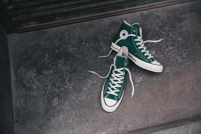 Converse Chuck 70S nâng tầm chức năng & tiện ích