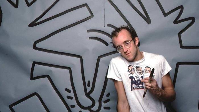 Converse x Keith Haring - Bùng nổ cùng thiết kế độc đáo có 1-0-2