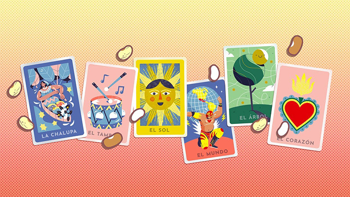 Los Vans – Bộ sưu tập với thiết kế mới lạ lấy cảm hứng từ game Lotería