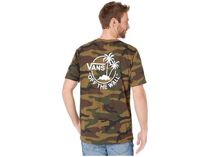Vô tư mix-match thả ga cùng áo thun Vans T-shirt