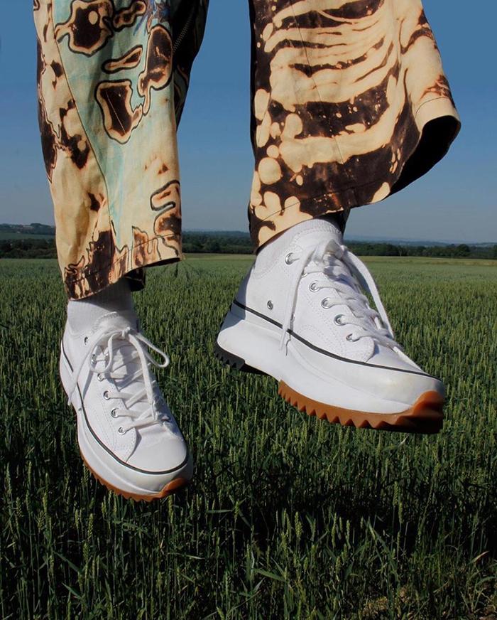 Converse đã thoát khỏi vùng an toàn với đôi giày Run Star Hike Low