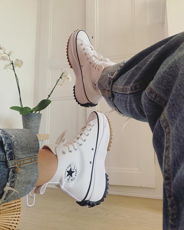Đôi giày Run Star Hike cho bạn thỏa sức hack chiều cao
