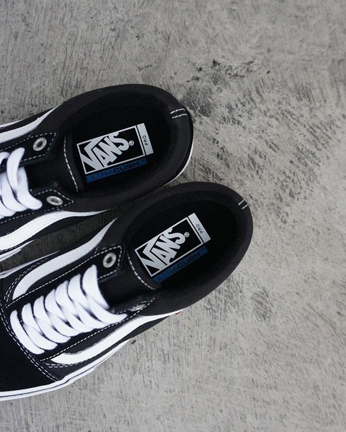 Khám phá công nghệ hiện đại bậc nhất trong đôi giày Vans Old Skool Pro