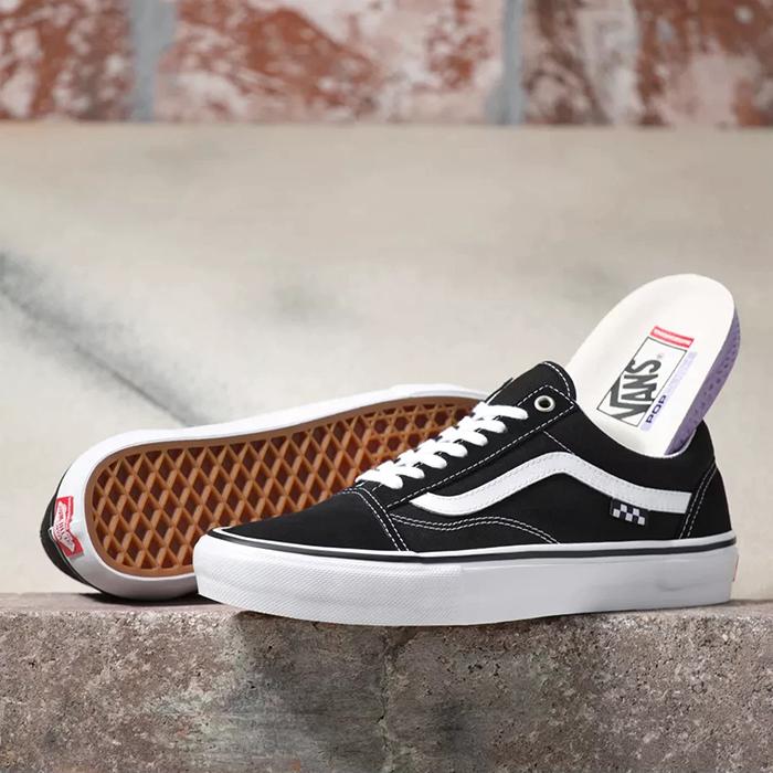Vans Old Skool Pro tái sinh trong hình hài Vans Skate Old Skool với những cải tiến mới