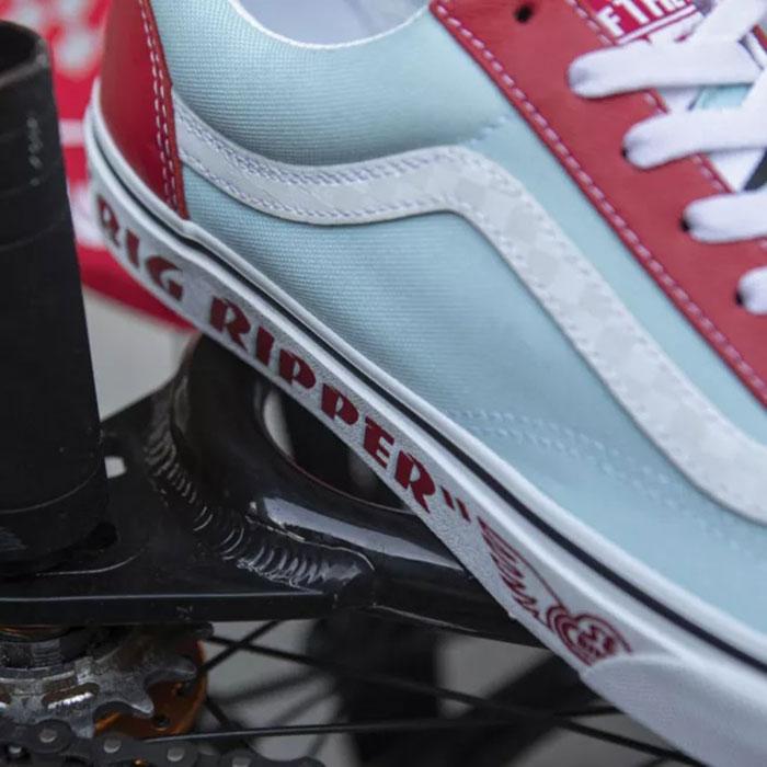 Vans x SE Bikes – Vượt qua thử thách với mẫu giày đua xe đạp địa hình