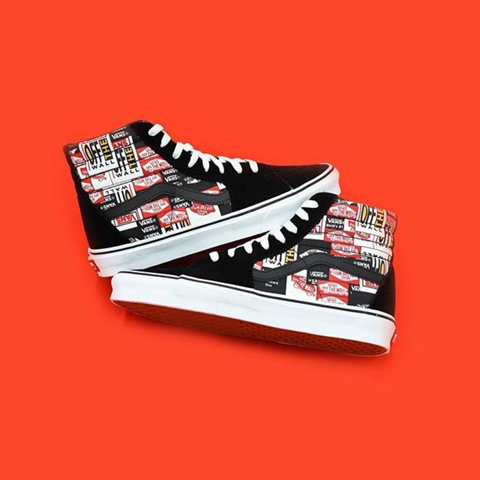Bộ sưu tập Vans Label Mix – Nơi thể hiện tình yêu Vans thực thụ
