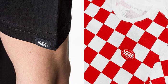 Áo thun Vans – Thiết kế với form dáng basic dễ phối đồ
