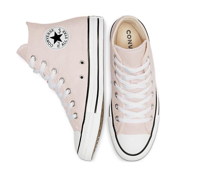 Converse Chuck Taylor All Star Seasonal Color nhẹ nhàng hơn với hai tone màu ngọt lịm