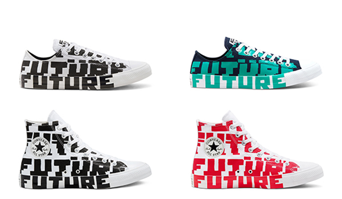 Converse Create Future – Xây dựng tương lai bằng những việc làm hôm nay