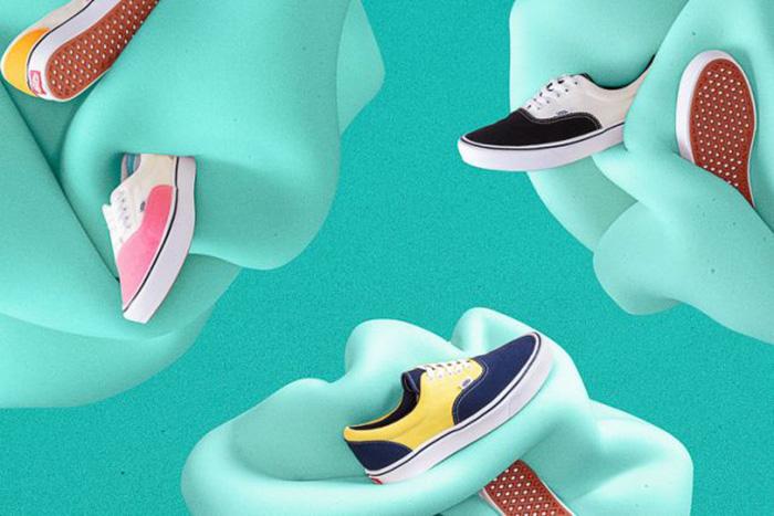 Có một dòng giày siêu nhẹ mang tên Vans Comfycush