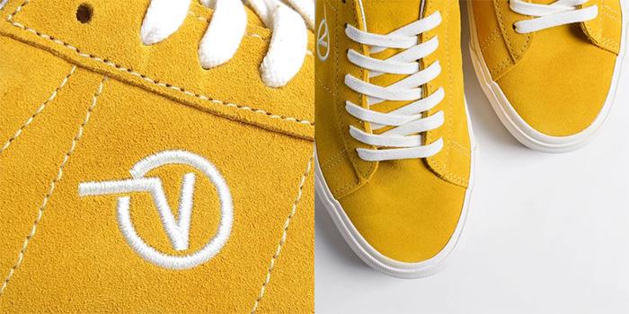Giày Vans Vàng – Đón xuân rộn ràng cho outfit thêm nổi bật