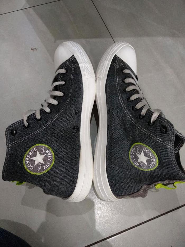 Chạy đua với những thiết kế giày vải Converse nam đầy ấn tượng