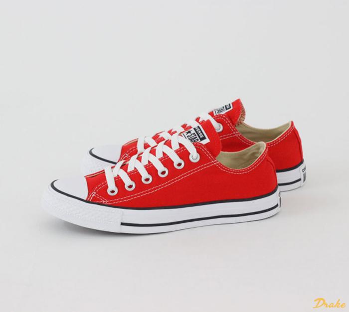 """""""Đốt cháy"""" mùa hè này với loạt giày Converse Đỏ nổi bật"""