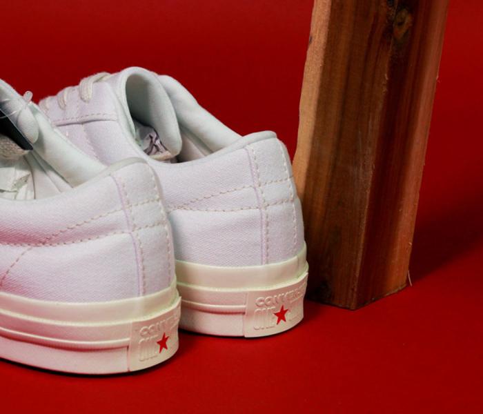 Điểm mặt 5 đôi giày converse trắng được yêu thích nhất