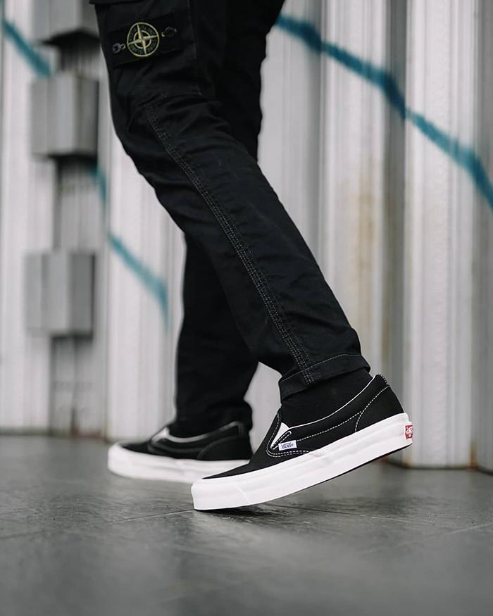 Cận cảnh 5 dòng giày Vans On Feet cực đẹp