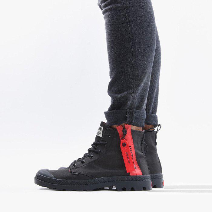 Pampa Unzipped có thiết kế mang khóa zip bên hông thân giày – VÌ SAO?