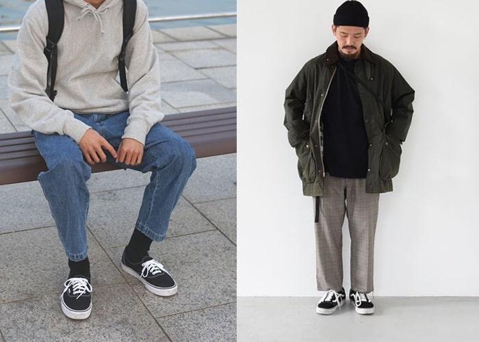Lột xác ngoạn mục cùng tips phối đồ với giày Vans Authentic cực chất
