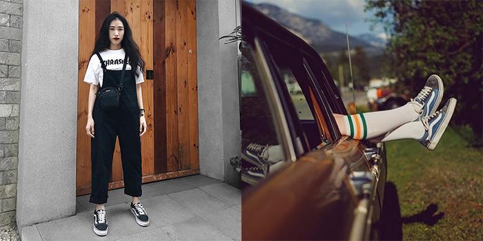 Vans Classic những đôi giày gắn liền với thời trang giới trẻ