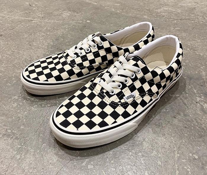 Vans Era Checkerboard - Màng comeback vượt ngoài sự mong đợi
