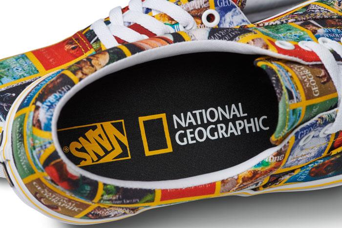 Vans National Geographic cho ra mắt BST mang đậm nét thiên nhiên kỳ thú