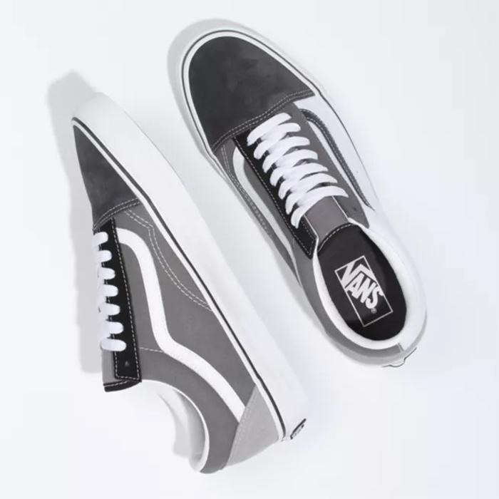 Hé lộ thiết kế Vans Old Skool Mix & Match với phối màu Grayscale cực chất